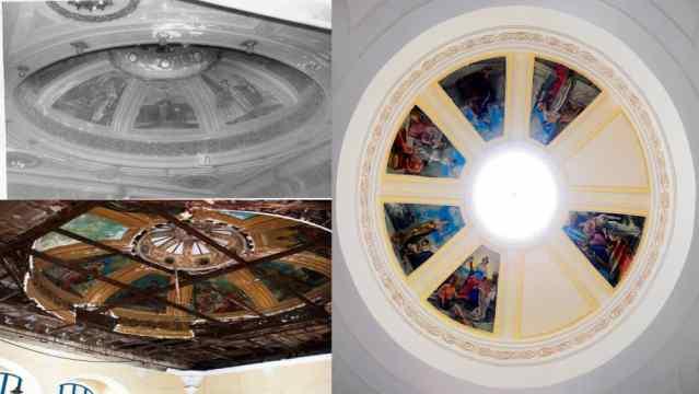 Detrás del misterio de la cúpula del Segundo Cabo