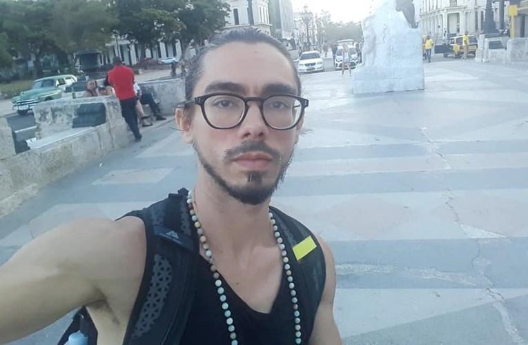 Alberto Roque, activista LGTBI: para los activistas de la comunidad, este es Maykel González Vivero