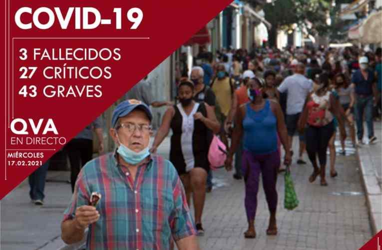 Cuba: más de 40 mil casos de Covid-19