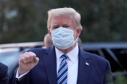 Absuelven a Donald Trump en su juicio político por asalto al Capitolio