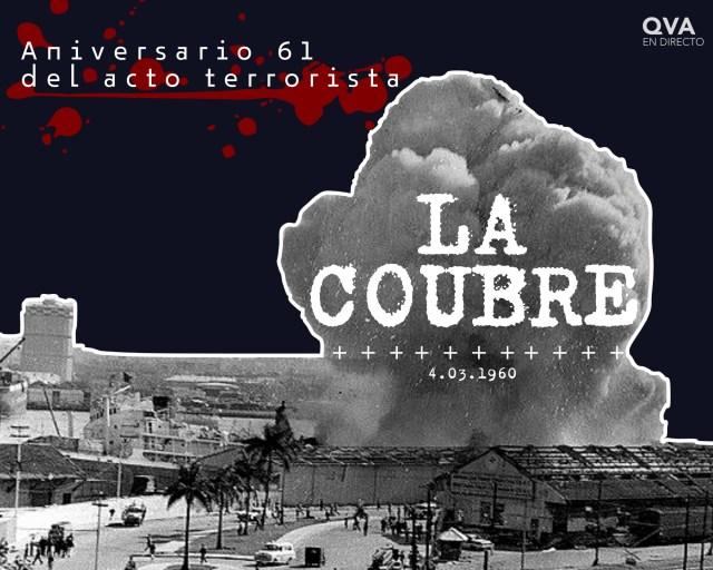 La Coubre y su histórico viaje número 54