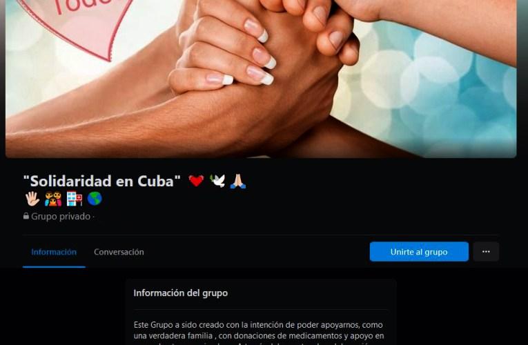 Solidaridad entre cubanos, la nueva tendencia en las redes
