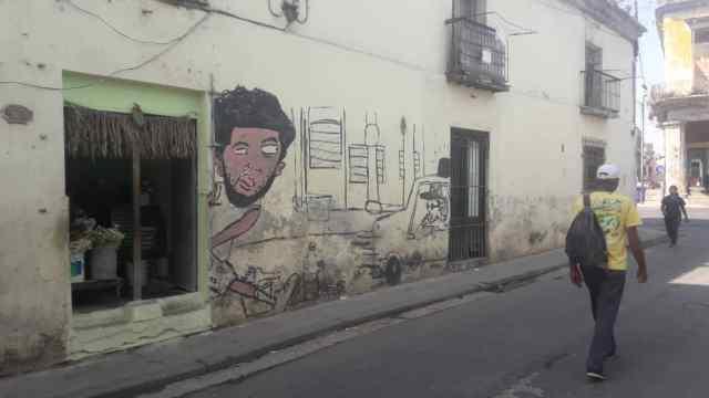 El grafiti trunco y el barrio