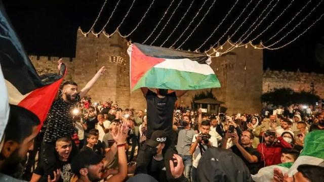 Palestina es nuestra; que lo acepte quien lo acepte eso no importa