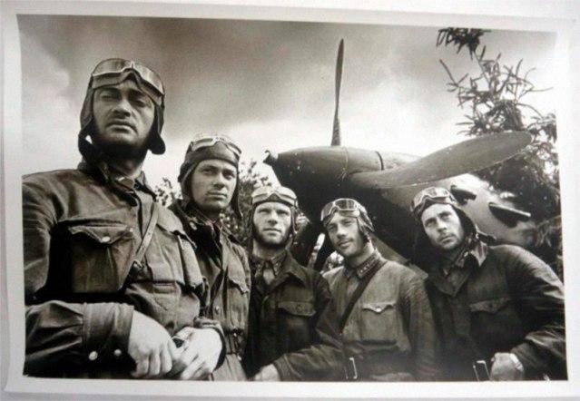 Rituales supersticiosos de los pilotos de combate soviéticos