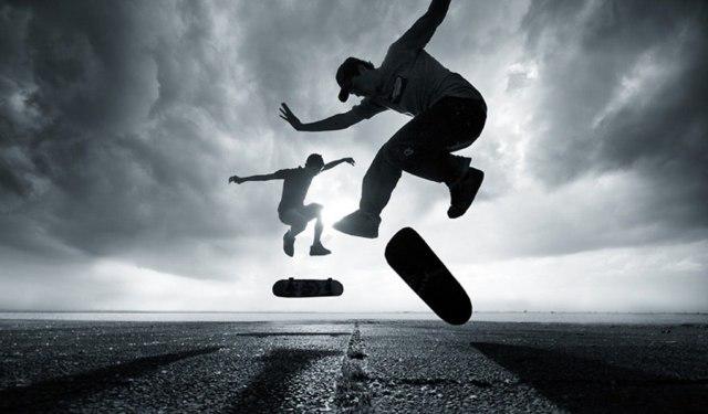 Estrellas del skateboarding: pasión y desafío