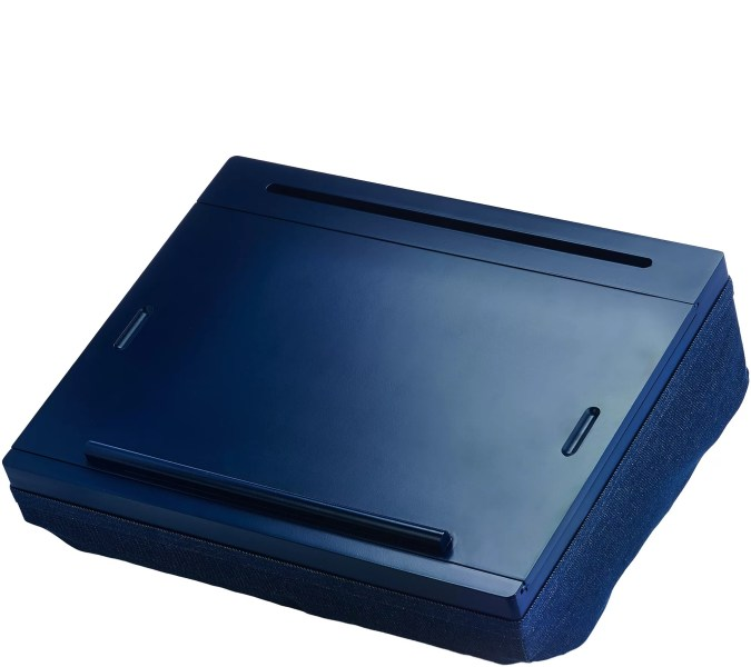 iCozy Lap Desk with Built in Compartments and Carrying Handle   Page     iCozy Lap Desk with Built in Compartments and Carrying Handle