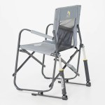 Gci Outdoor Freestyle Pro Rocker Chair With Built In Carry Handle Qvc Com