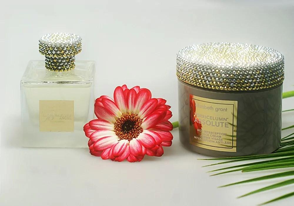 ELIZABETH GRANT TORRICELUMN ABSOLUTE Face Cream Beautiful Angel EdP