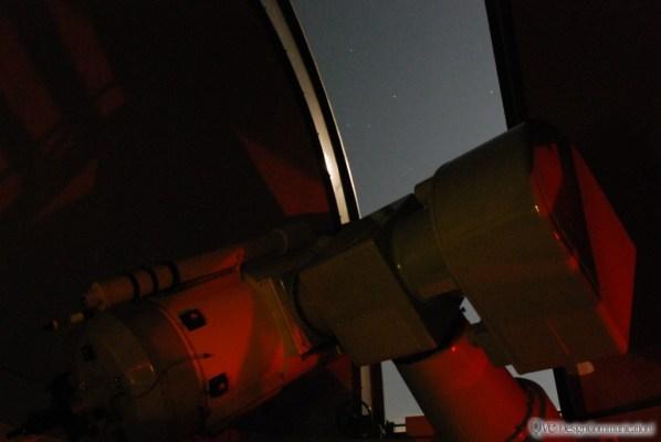 60cm反射望遠鏡(内部)