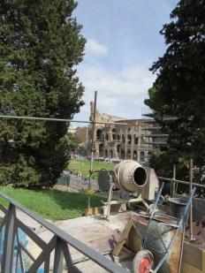 Coliseo desde Palatino