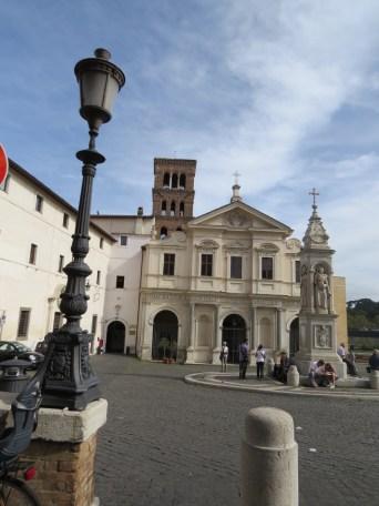 Basilica di San Bartolomeo - Isola Tiberina