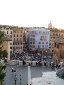 Piazza di Spagna - Trinitá dei Monti