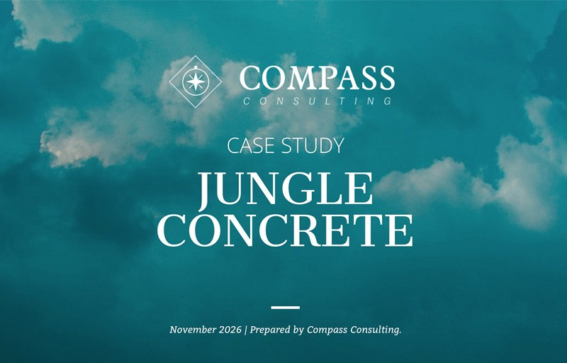 Consulting Case Study Template