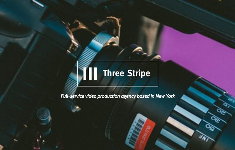 Video Production Brochure Template