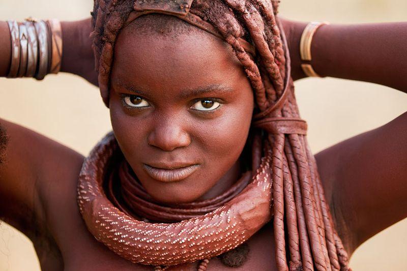 Afrykańskie panie nagie fotki