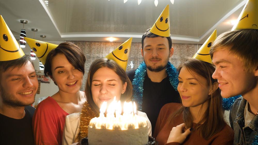 Ура у меня день рождения