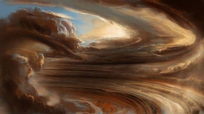 Атмосфера Юпитера
