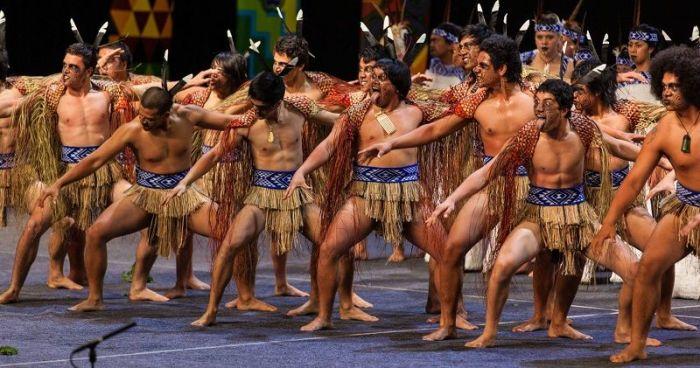 Танец хака