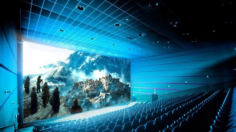 IMAX 3D-teknologi: Hvad er det