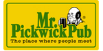 Logo of Mr Pickwick