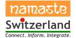 Logo of Namaste Switzerland
