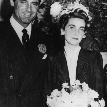 Photo of Barbara Hutton and Cary Grant