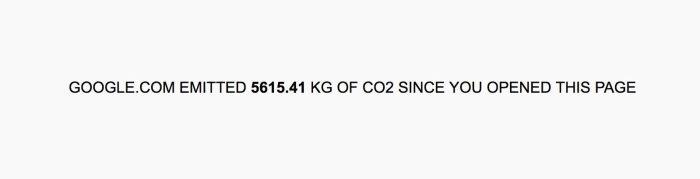 CO2GLE screenshot