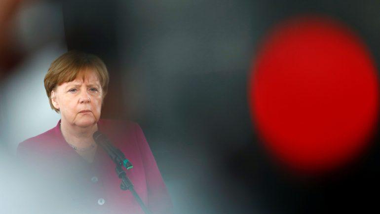Bundeskanzlerin Angela Merkel musste ihre Flüchtlingspolitik zurückschrauben