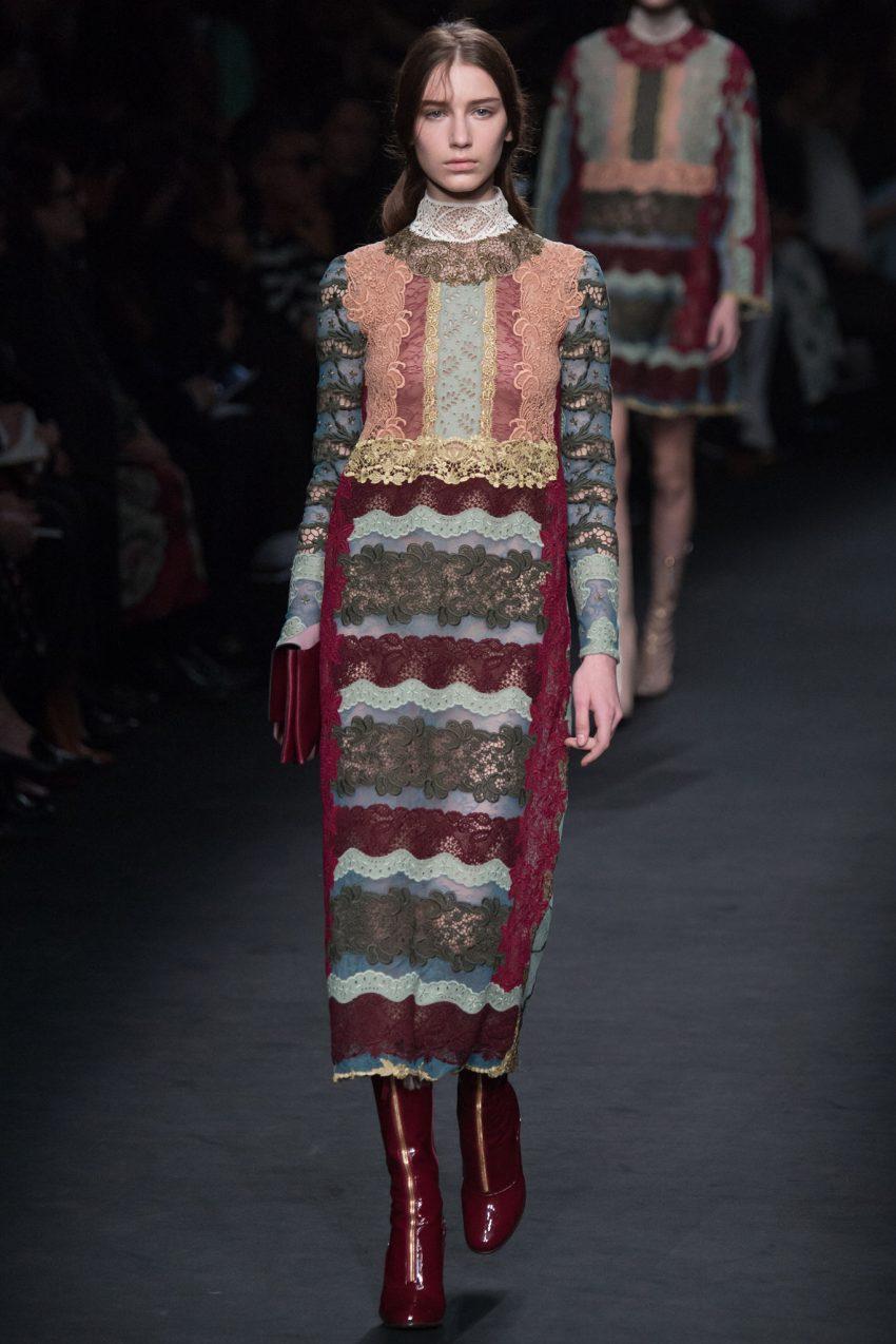 Valentino Fall 2015 Paris Fashion Week Show
