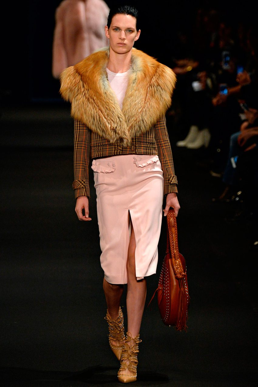 Altuzarra Fall 2015 New York Fashion Week Show