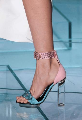 Versace Spring 2015 Milan Fashion Show