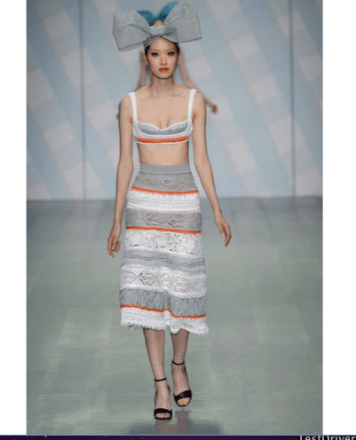 Sister by Sibling Spring 2015 London Fashion Week Show
