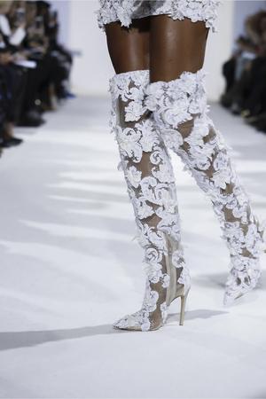 Celia Kritharioti Spring 2018 Couture Show