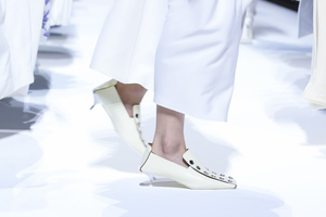 Jil Sander Fall 2018 Milan Fashion Week Show.