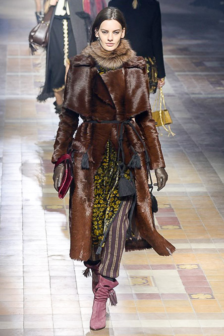 Lanvin Fall 2015 Paris Fashion Week Show