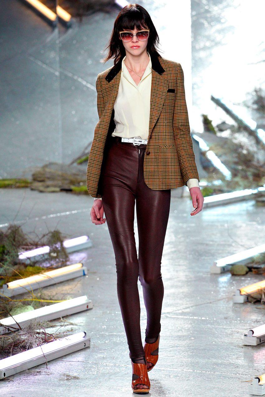 Rodarte Fall 2015 New York Fashion Week Show