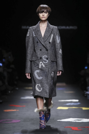 Maurizio Pecoraro Fall 2017 Milan Fashion Week Show