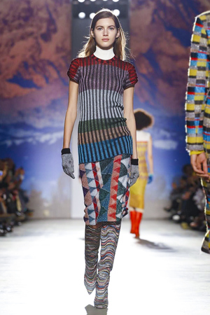 Missoni Fall 2017 Milan Fashion Week Show