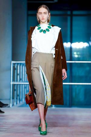Toga Fall 2018 London Fashion Week Show.
