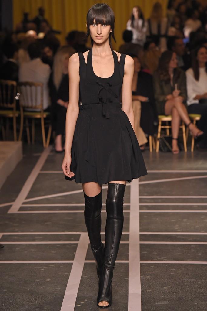 Givenchy Spring 2015 Paris Fashion Show