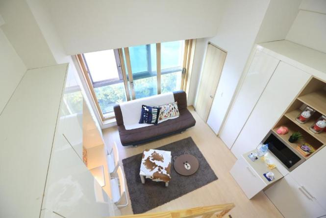 Apartment Lotte World Lake View Loft