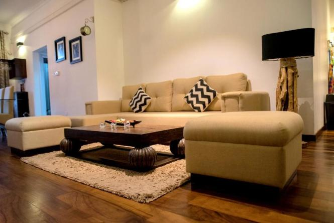 Fully Furnished 2br Luxury Apartment