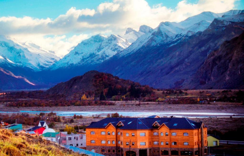 Destino Sur Hotel & Spa de Montaña (Argentina El Chaltén ...