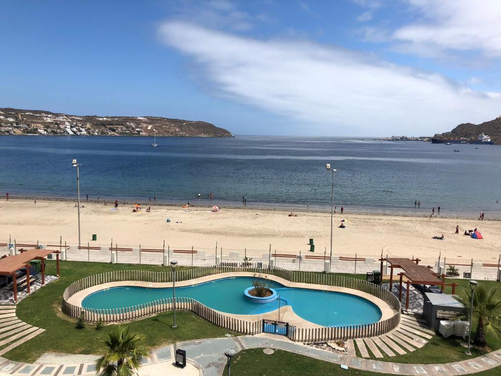 Booking.com: Apartamento Playa La Herradura , Coquimbo, Chile ...