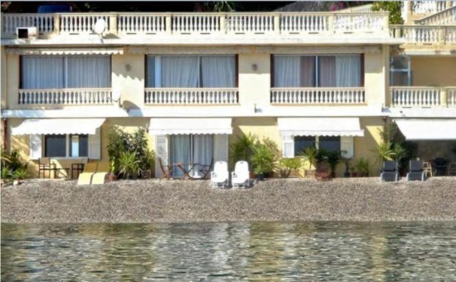 Apartment On The Beach Éze France