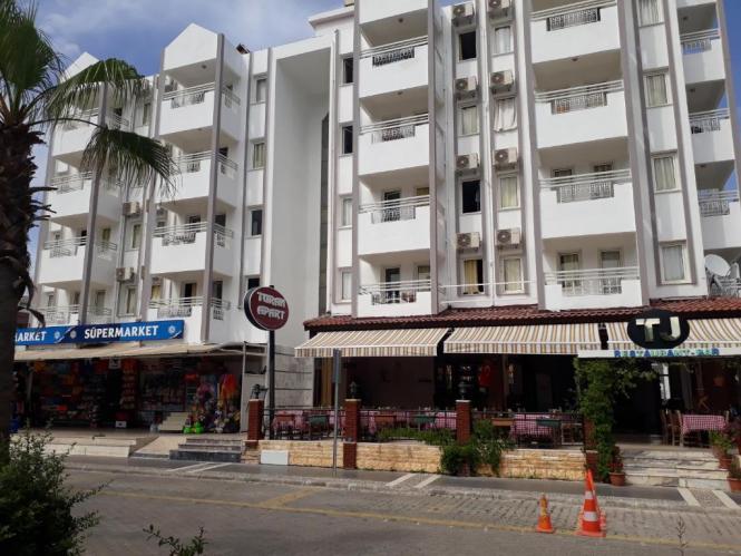 Turan Apart Hotel Marmaris Turkey