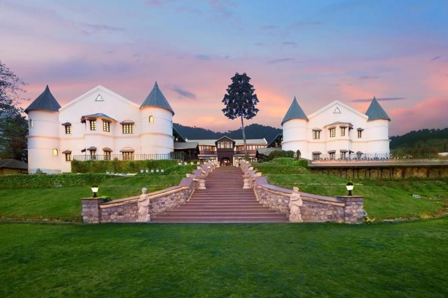WelcomHotel The Savoy, Mussoorie, India - Booking.com