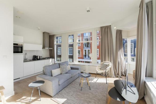Designer Apartment Amsterdam