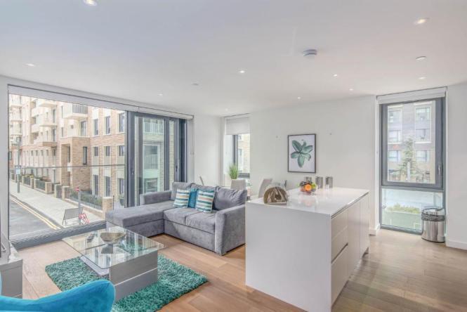 Gigli Luxury Apartments Wembley London